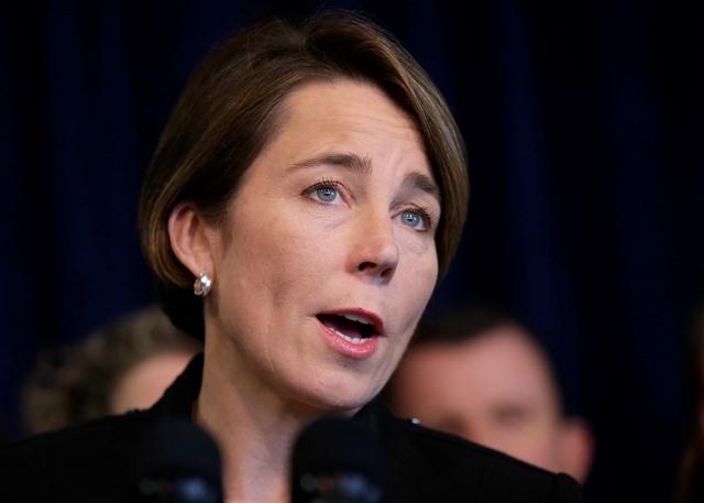 Massachusetts Attorney General Maura Healey